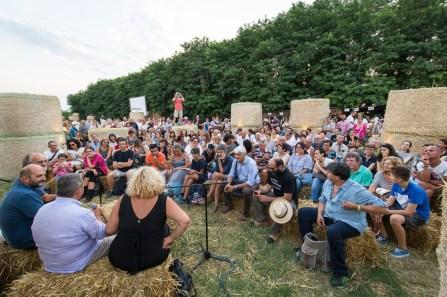 Conversazione con Vito, 13 luglio 2017 (foto di Gianluca Tancredi)