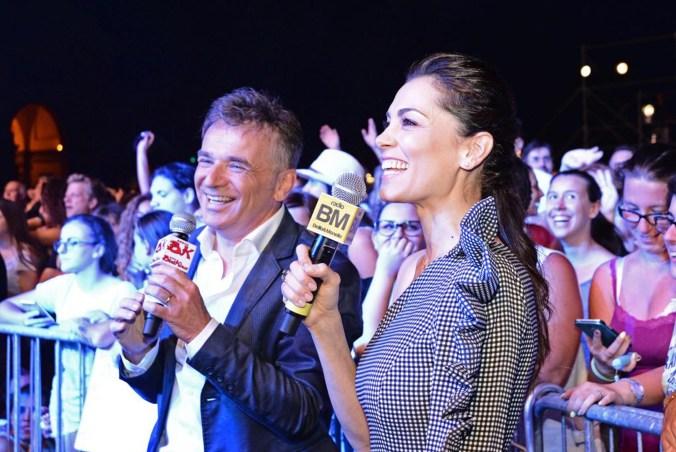 Giorgia Surina Calendario.Festival Show 2017 Il 4 Settembre Gran Finale All Arena Di