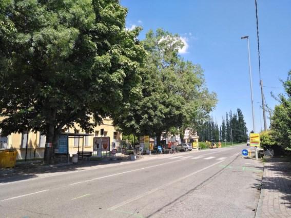 Lavori in corso per il semaforo di Brugneto.jpg