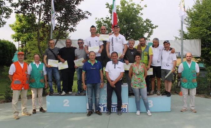 foto della gara regionale svoltasi il 2 giugno