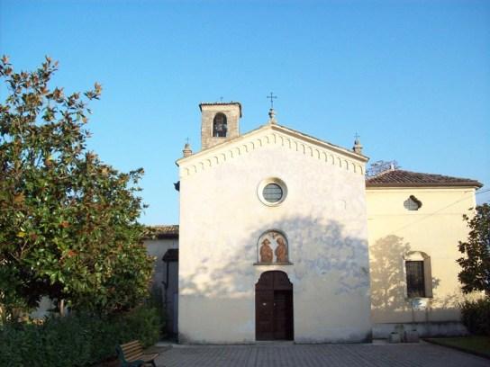 olfino chiesa della santissima trinità