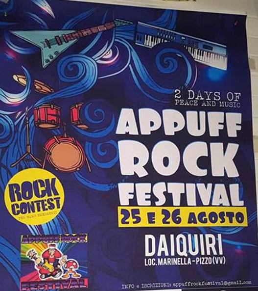 APPUFF ROCK