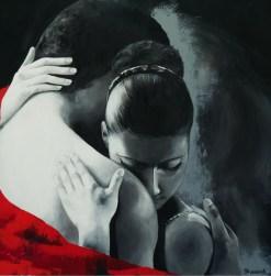 l'abbraccio (Paolo e Francesca)