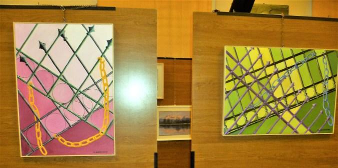 opere dell'artista Anna Somersari