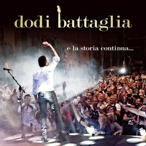 Dodi Battaglia_Cover album b.jpg