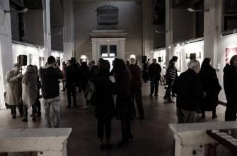 Evento 2016 Lux. Radice di luce galleria Sant'Andrea