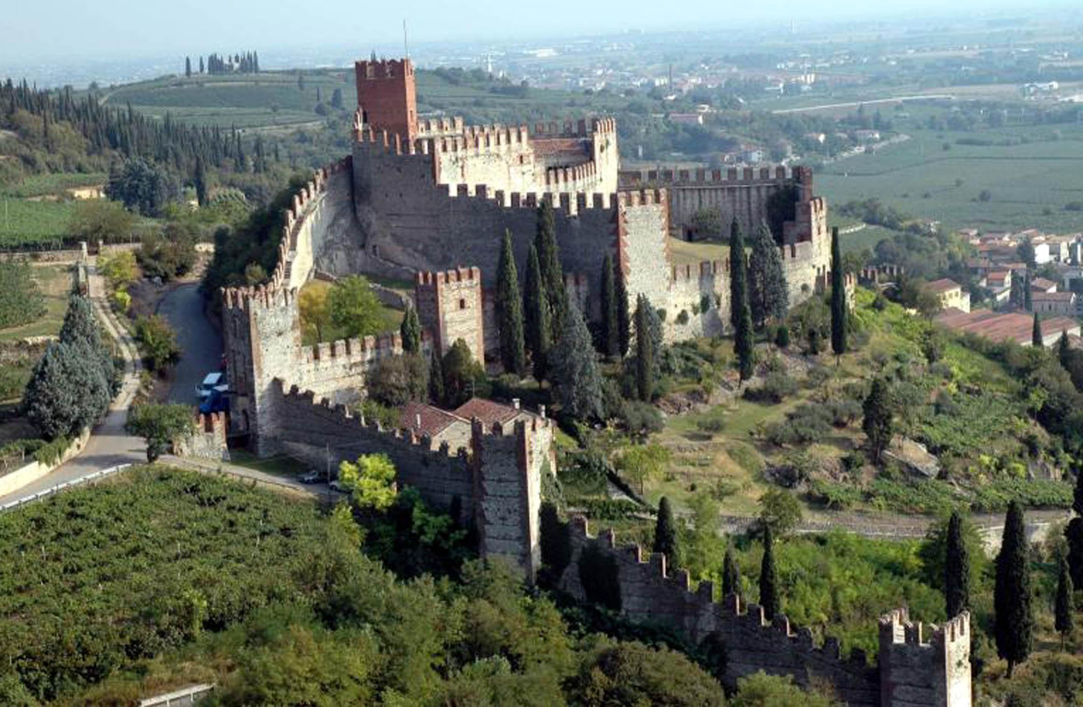 castello di soave (Vr)