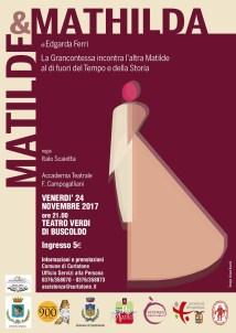 Locandina Mathilda & Matilde