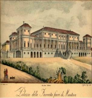 Palazzo della Favorita