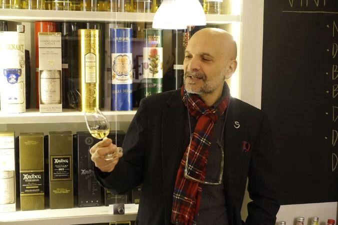 Pino Perrone Spirit of Scotland Rome Whisky Festival 4.JPG