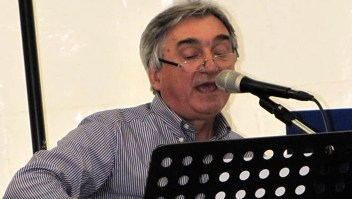 Wainer Mazza cantastorie