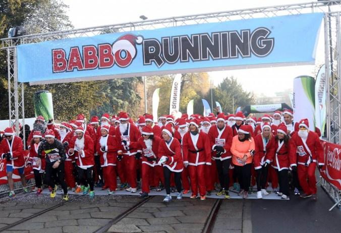 babbo running milano
