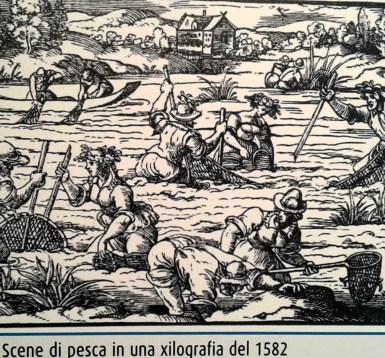 pesca con reti 1582