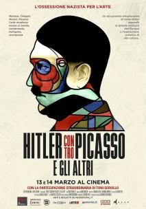 Hitler contro Picasso
