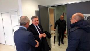 il prefetto di Mantova in visita a APAM