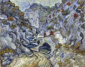 6 - KM 106.109 The ravine (Les Peiroulets), December 1889
