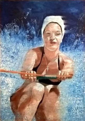 Giorgio Ferretti, Senza titolo, 2010, tecnica mista, cm. 70x50 (1)