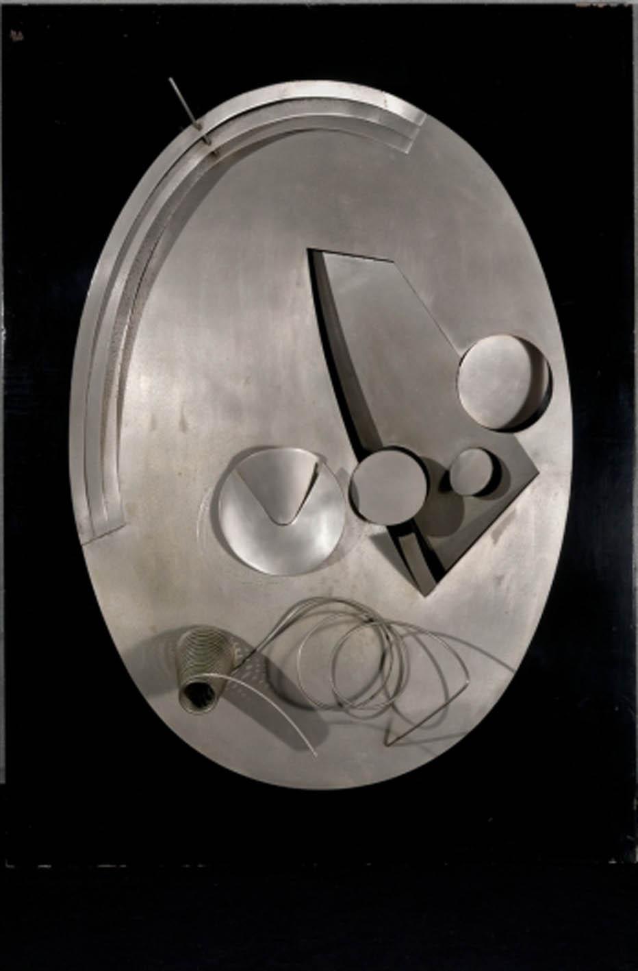 Karel Malich, Progetto Terra-aria