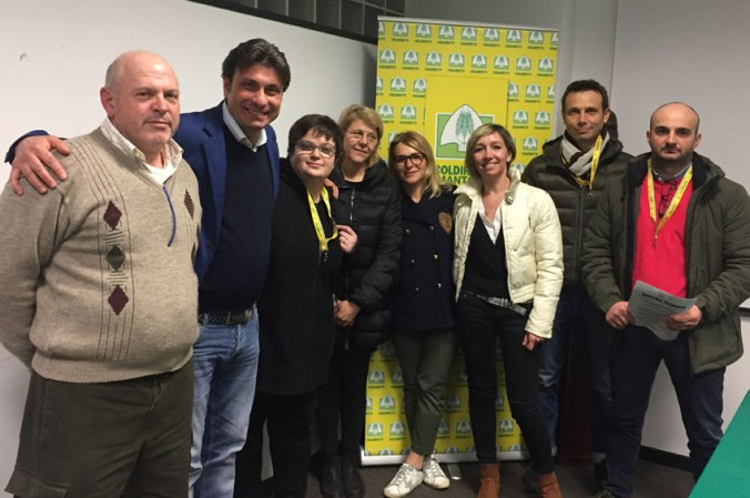 Nuovo direttivo Terranostra Mantova 2018-2023