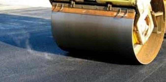 asfalto rifatto
