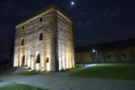 Il Torrione seicentesco che ospita il MAiO a Cassina de' Pecchi_MI_credits Vittorio Giannella
