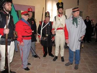 mostra sul risorgimento italiano a Revere