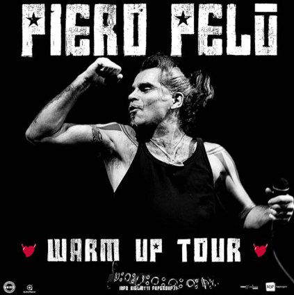 piero pelù tour