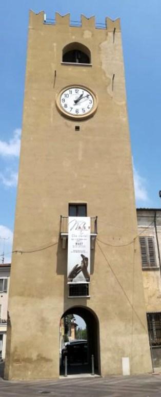 torre civica castel goffredo