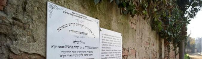 cimitero ebraico mantova hub