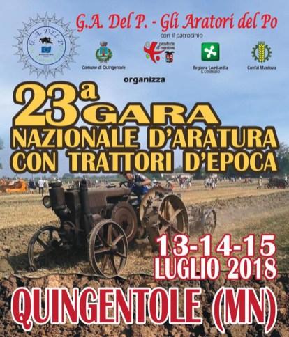 Calendario Manifestazioni Trattori D Epoca.Quingentole I Trattori D Epoca Protagonisti Alla 23ª Gara