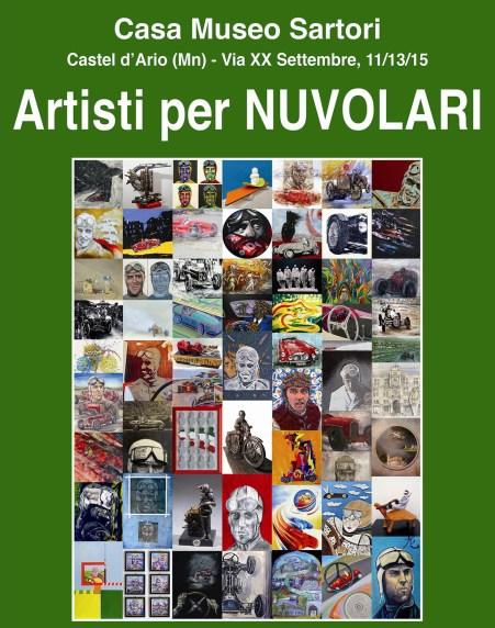 ARTISTI PER NUVOLARI 2018
