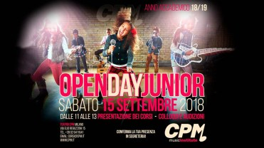 CPM_Open Day Junior