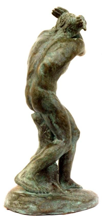 Caino, 1947, bronzo