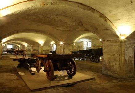 Cantine museo civico Polironiano