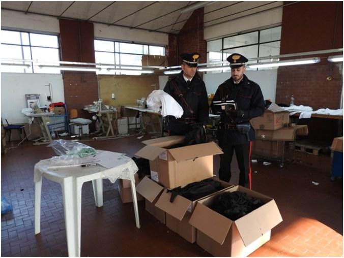 Carabinieri - arresto per lavoro clandestino.jpg