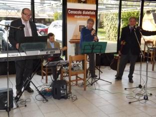 Wainer Mazza con il Trio Meraviglia