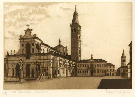 Bassignani - San Benedetto, Monastero