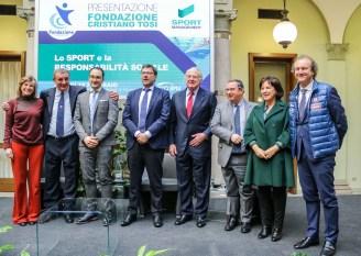 Foto gruppo (PH Simone Squarzanti - Sport Management)