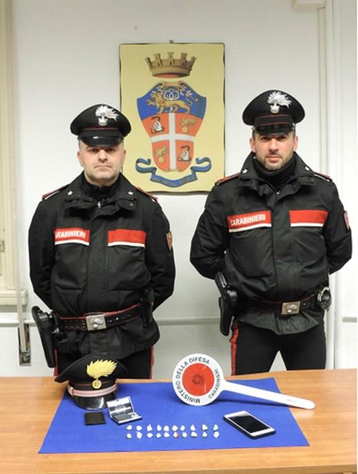 carabinieri recupero furti