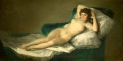 La Maja Desnuda_Goya