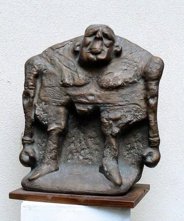 SEGURI scultura