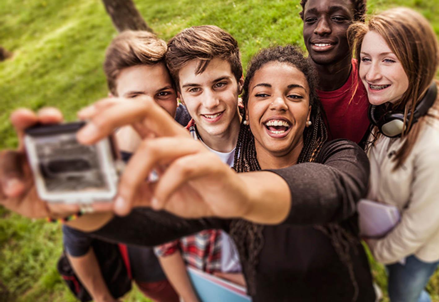 Foto adolescenti