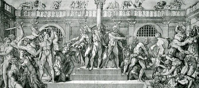 giulio romano - testo di giulio girondi