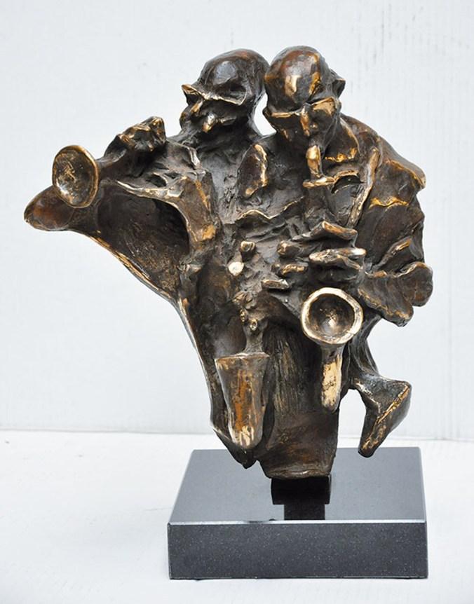44 Jazz man, 2003, bronzo, cm 34.5x28x24.jpg