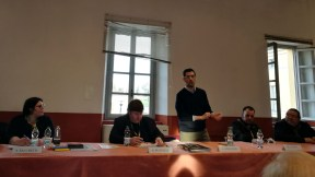 INFINITY ACADEMY Vincenzi sindaco di Sabbioneta