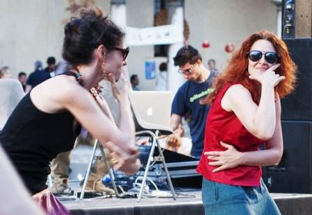 SEGNI D'INFANZIA L'attrice Sara Zoia alla Festa Estate 2017