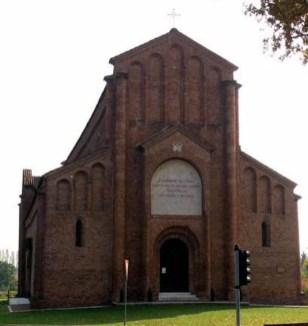 chiesa romanica di S. Lorenzo a Pegognaga