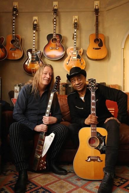 Marcus Malone & Innes Sibiun Blues duo