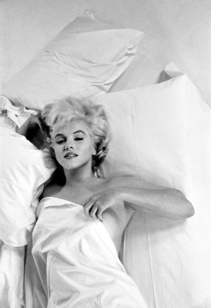 Marilyn Monroe, Hollywood, USA, 1960 © Eve Arnold  Magnum Photos.