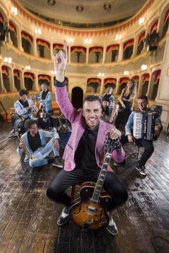 Mirko Casadeie Orchestra Casadei